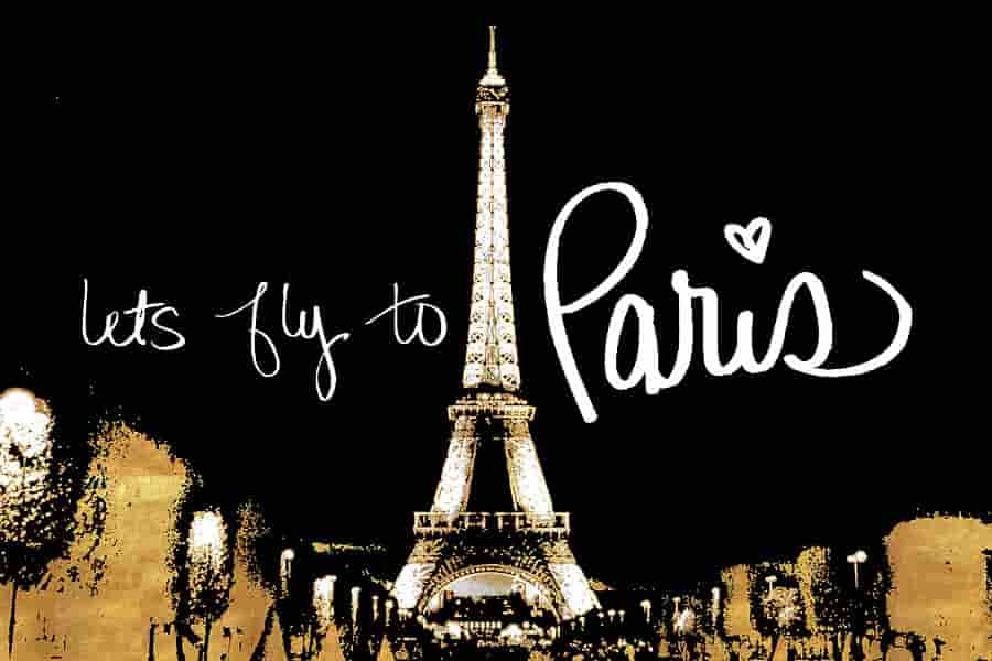 Lets-fly-to-paris